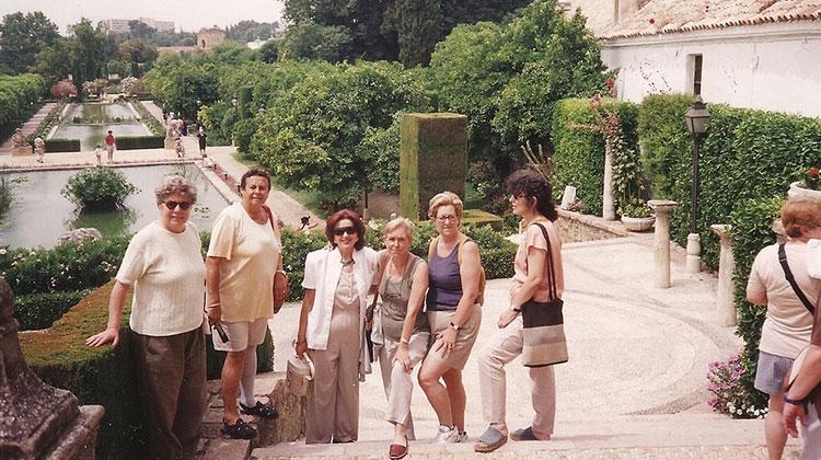 Viaje a Granada y Córdoba