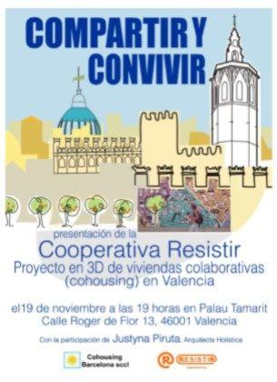 Presentación de la Cooperativa Resistir