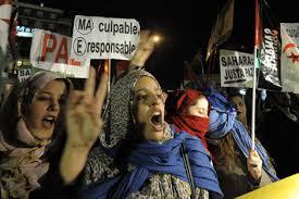 La lucha pacífica del pueblo saharaui tiene rostro de mujer