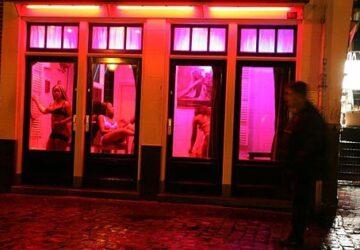 El desastre de la legalización de la prostitución en los Países Bajos