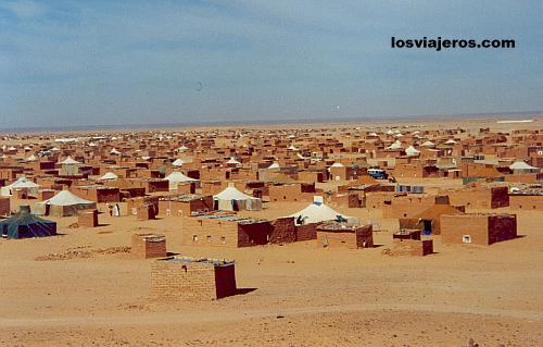 CÓMO SE COMBATE A COVID 19 EN LOS CAMPOS DE REFUGIADOS SAHARAUIS