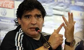 Maradona y el feminismo